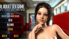 3D Fuck Doll game APK with sexy brunette girl