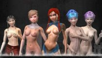 Gameplay Game of Lust 2 free Android hentai games
