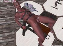 3D GayVilla 2 gay XXX game free