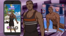 LGBTQ gay games virtual Nutaku gay porn game