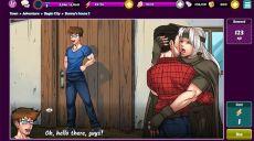 Game LGBTQ gay games with fucking gay porn