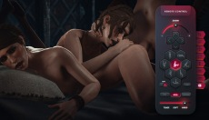 Sex World 3D free anal sex in threesome fuck scene