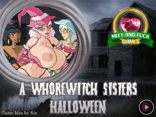 MeetNFuck mobile games free A WhoreWitch Sisters Halloween