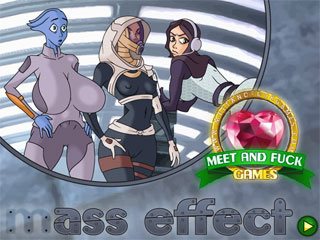 Meet and Fuck mobile game Ass Effect