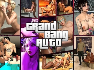 GrandBangAuto free APK game gameplay download
