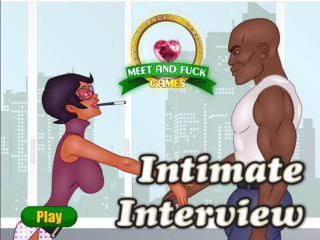 Meet and Fuck for mobile game Intimate Interview