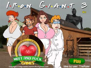 MeetNFuck Android APK online game Iron Giant 3