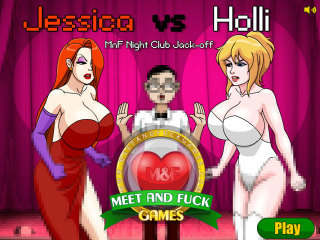 MeetAndFuck games for Android Jessica vs Holli