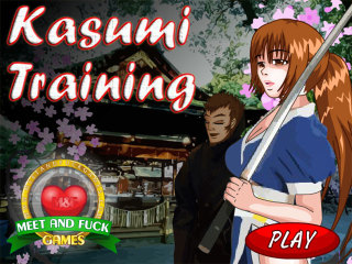 Meet and Fuck game mobile Kasumi Traning