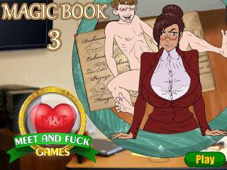 MeetAndFuck mobile games Magic Book 3