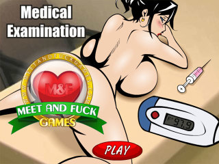 Meet and Fuck mobile game Medical Examination