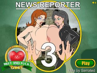 Meet N Fuck mobile game News Reporter 3
