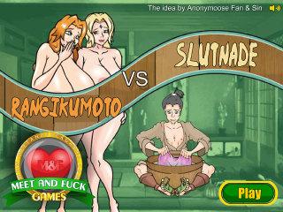 MeetNFuck Android APK online game Rangikumoto vs Slutnade