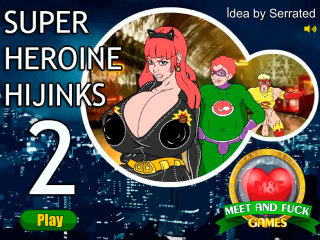 MeetNFuck mobile game free Super Heroine Hijinks 2