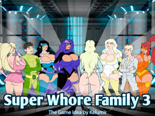 Meet N Fuck games Android Super Whore Family 3