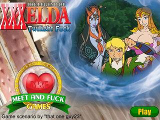 Meet N Fuck Android games The Legend of XXXelda Twilight Fuck