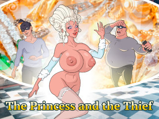 MeetNFuck for Android free game The Princess and the Thief