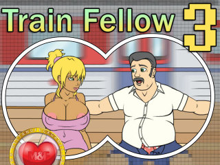 Meet and Fuck Android game Train Fellow 3
