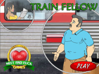 Meet N Fuck mobile games Train Fellow