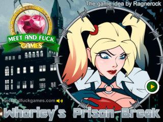 Meet N Fuck mobile game Whorley's Prison Break