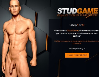 stud game 3D gay porn simulation
